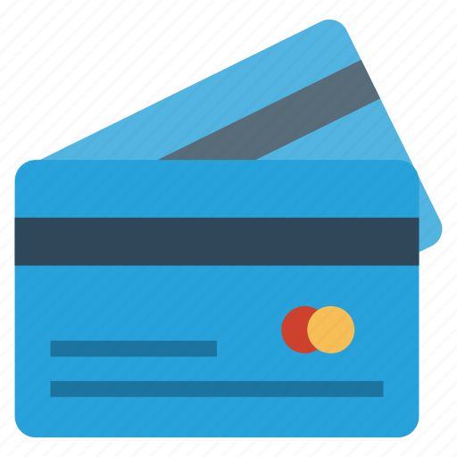 Credit, debit, payment, card, atmcard icon
