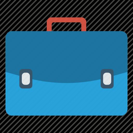 Bag, baggage, briefcase, luggage, portfolio icon - Download on Iconfinder