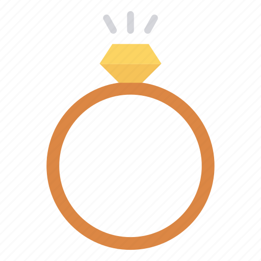 Diamond, engagement, jewel, pearl, ring icon - Download on Iconfinder