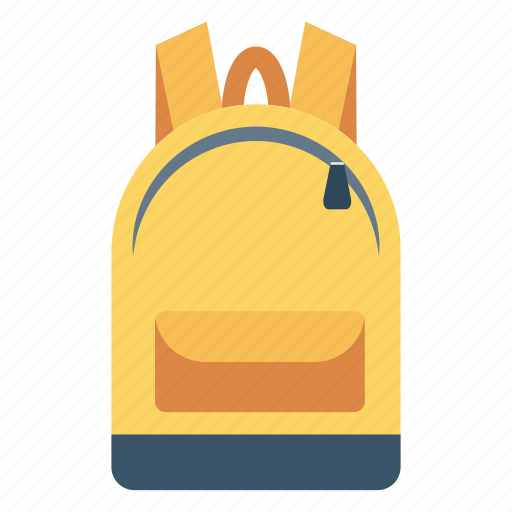 bag, ecucation, school, student, travel icon