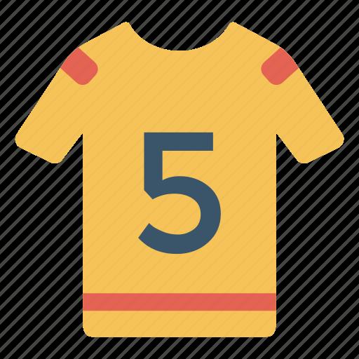 cloth, fashion, jersey, shirt, wear icon