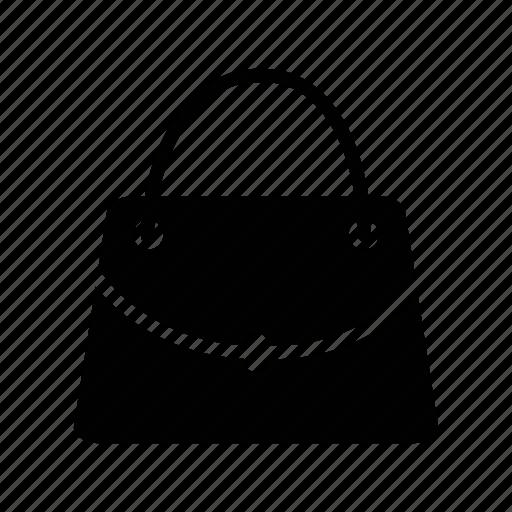 Bag, fashion, handbag, ladies, purse icon - Download on Iconfinder