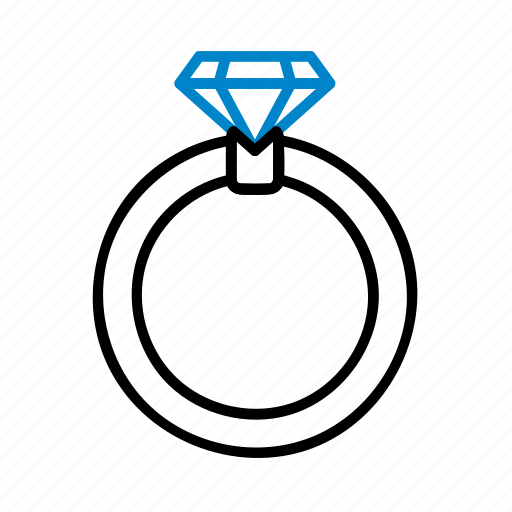 clothing, diamond, fashion, jewel, jewellery, style, wear icon