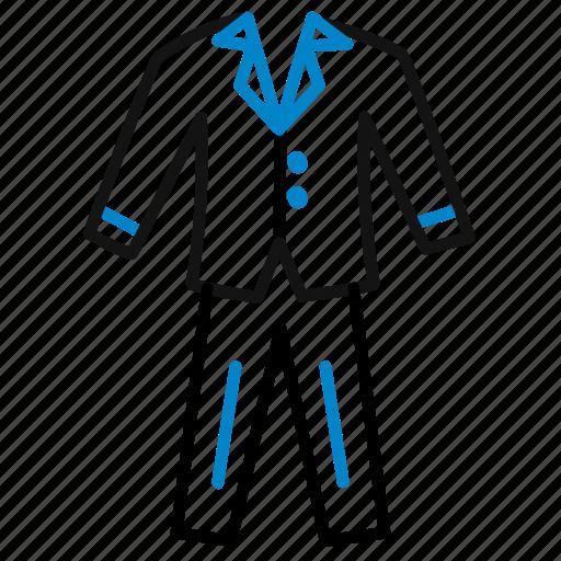 businessman, clothing, fashion, man, style, suit, wear icon