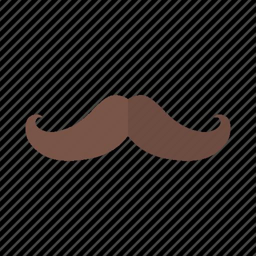 men, mustache icon