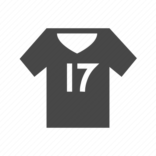 football, football clothes, football jersey, soccer, sport, sport clothes icon