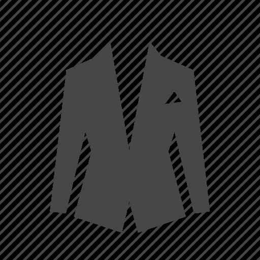 clothes, coat, jacket, suit icon