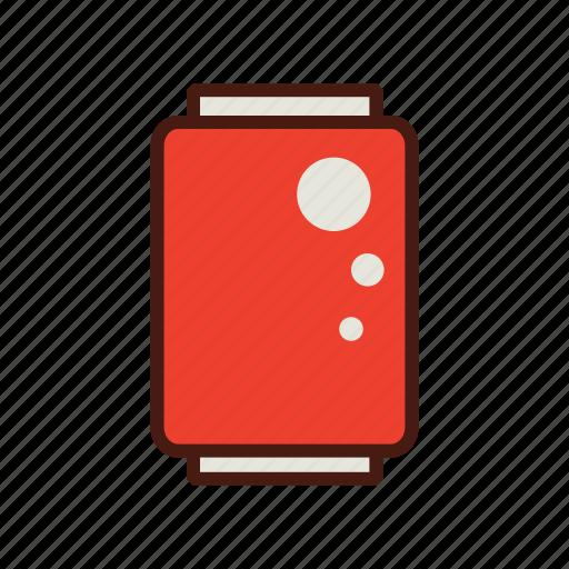 can, coke, fast, food, soda icon