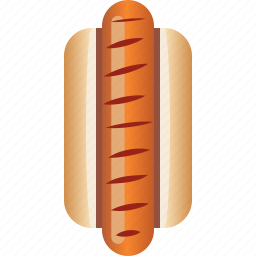 Fast, food, hot dog, pastry, sausage, snack icon - Download on Iconfinder