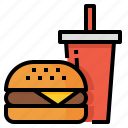 fast, food, junk, restaurant