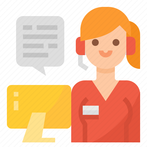 Call, center, delivery, food, order icon - Download on Iconfinder