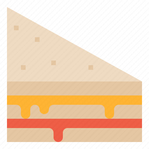 Food, lunch, meal, sandwich, snack icon - Download on Iconfinder