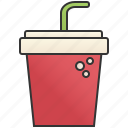 carbonated, cola, drink, fresh, soda