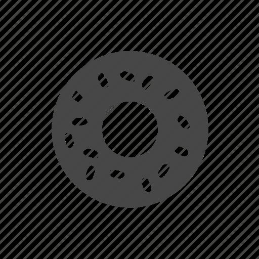 donut, doughnut, fastfood, food i icon