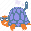 house, shell, tortoise, turtle icon