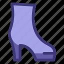 boots, fashion, female, shoes, women