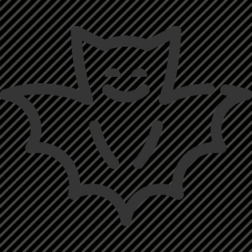 avatar, bat, fly, halloween, monster, scary, vampire icon