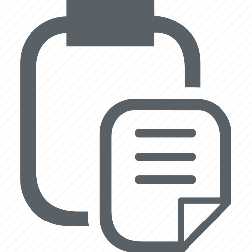 document, file, format, sheet icon