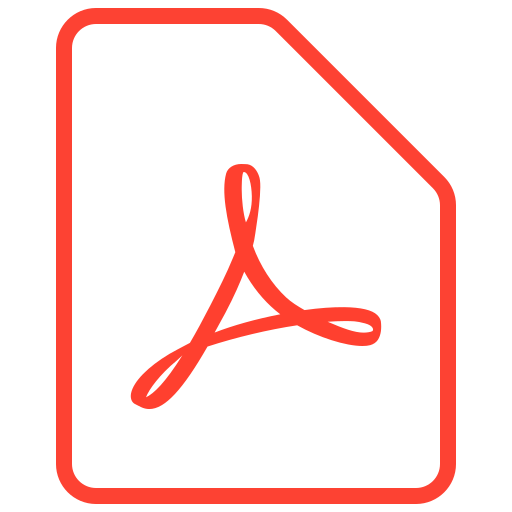 acrobat, adobe, document, file, pdf, pdf icon, reader icon icon