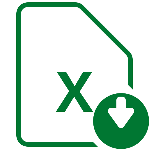 document, excel, file, spreadsheet, table, xls, xls icon icon