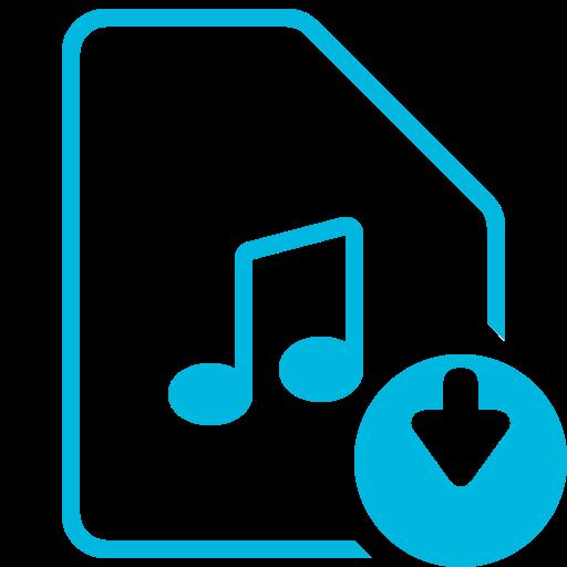 audio, document, file, mp3, music, music icon, sound icon
