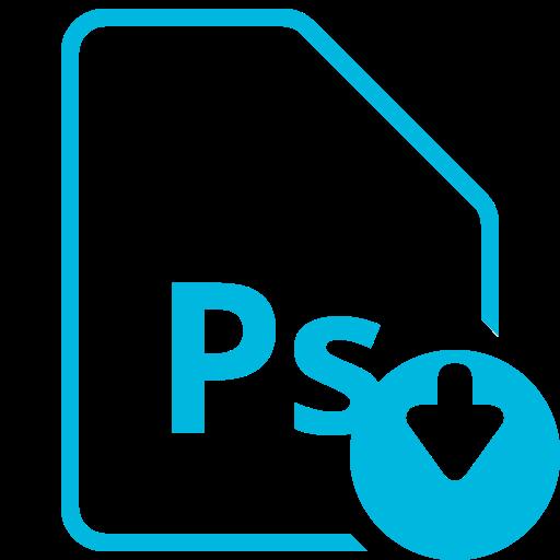 adobe, design, document, file, photoshop, ps, psd icon icon
