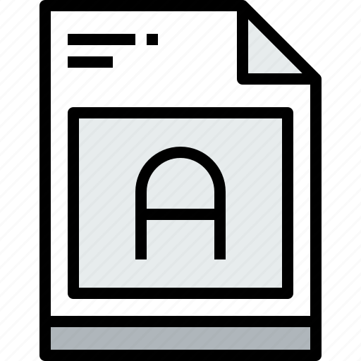 answer, business, document, file, paper icon