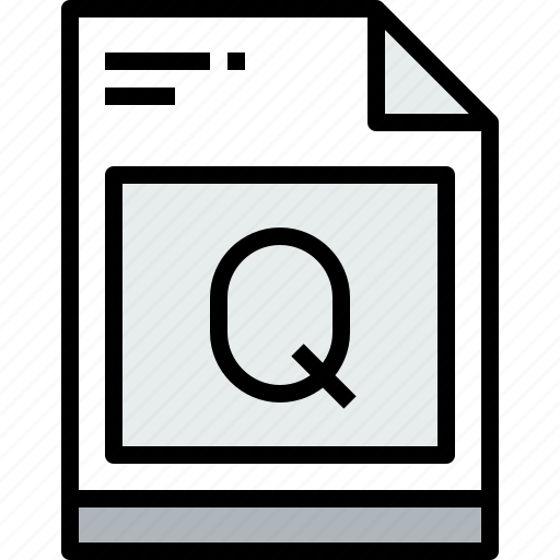 business, document, file, paper, question icon