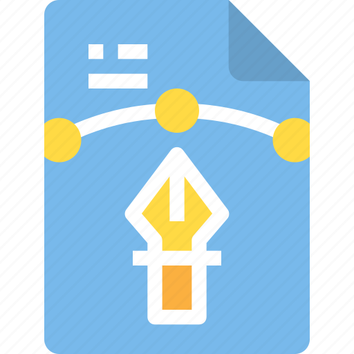creative, document, file, form, interface icon