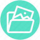 .svg, document, file, folder, image folder, photo icon