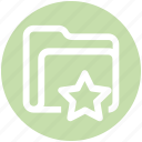 .svg, category, favorite, folder, star, storage icon