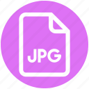 .svg, document, file, image, jpg, jpg file icon