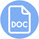 .svg, doc, document, file, page, paper icon