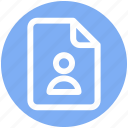 .svg, contact, copyright, document, file, profile, user icon