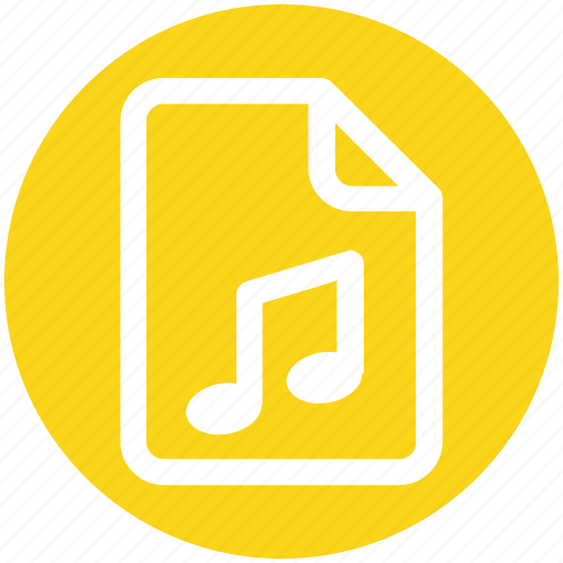 .svg, audio, document, file, media, music, play icon