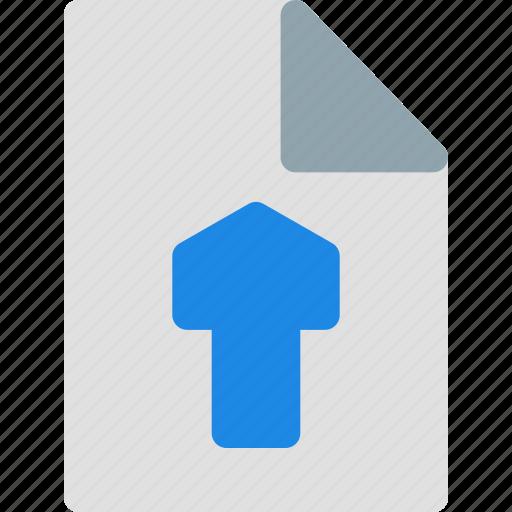 file, file icon, folder, new file, upload, upload file, upload icon icon