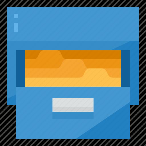 document, file, folder, management icon