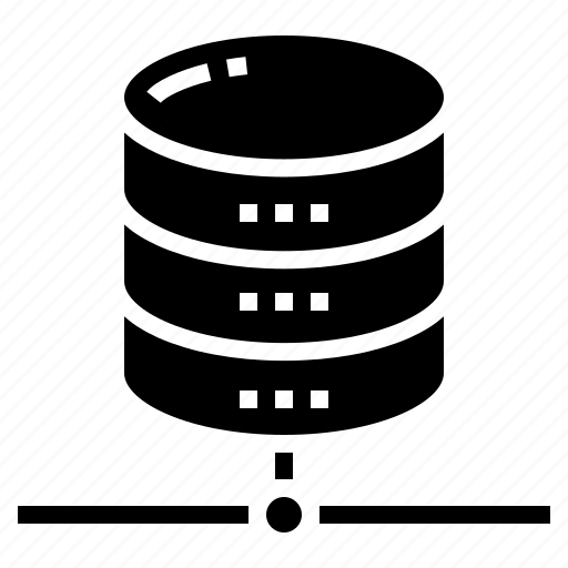 base, data, file, storage icon