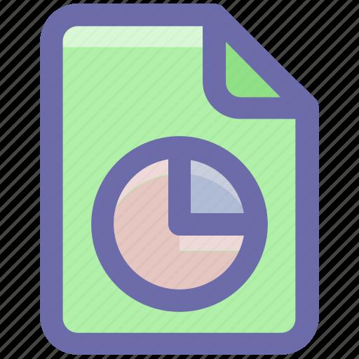 business, chart, diagram, document, file, graph file, paper icon