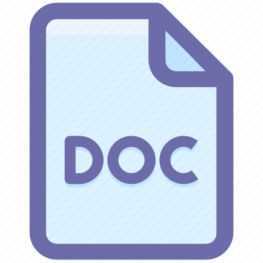 adobe, doc, document, file, page, paper icon