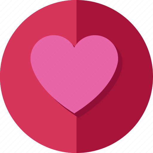 favorite, heart, like, love, material, valentine icon