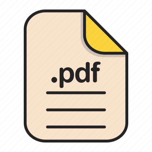 Document, file, format, pdf, text icon - Download on Iconfinder