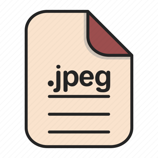 document, extension, file format, format, image icon