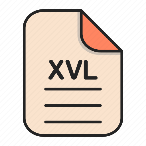 Document, file, file 3d, format, type, xvl icon - Download on Iconfinder