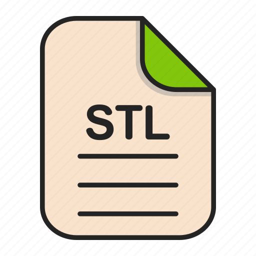 Document, file, file 3d, format, stl, type icon - Download on Iconfinder