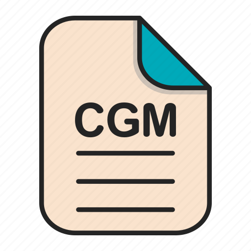 Cgm, document, file, generic file, illustrator, vector format icon - Download on Iconfinder