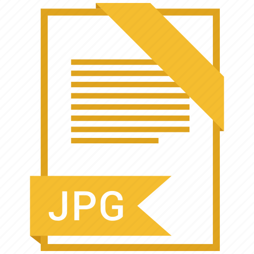 document, extension, format, jpg, paper icon
