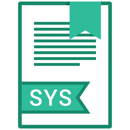document, file, format, sys icon