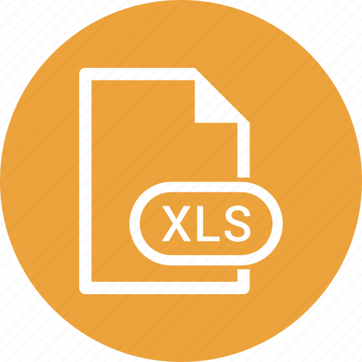 Document, extension, file, xls icon - Download on Iconfinder