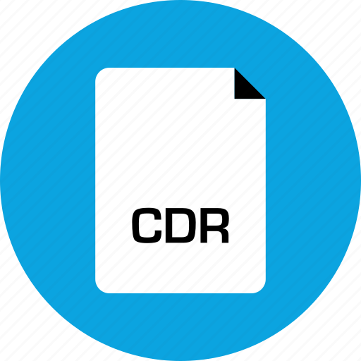 cdr, extension, file icon
